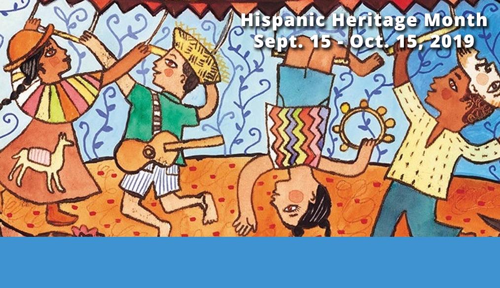 Carlin Springs Celebrates National Hispanic Heritage Month: September 15 – October 15