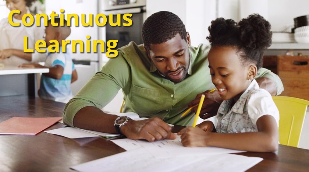 Explore Activities and Resources for Home Learning / Explore actividades y recursos para el aprendizaje en el hogar