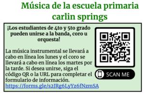 Music QR Code Spanish