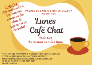 Coffee Chat - Oct. 19, 2020_Spanish