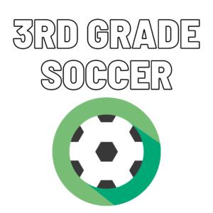 3rd Grade Soccer