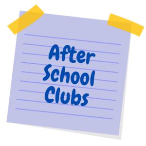 After School Clubs logo
