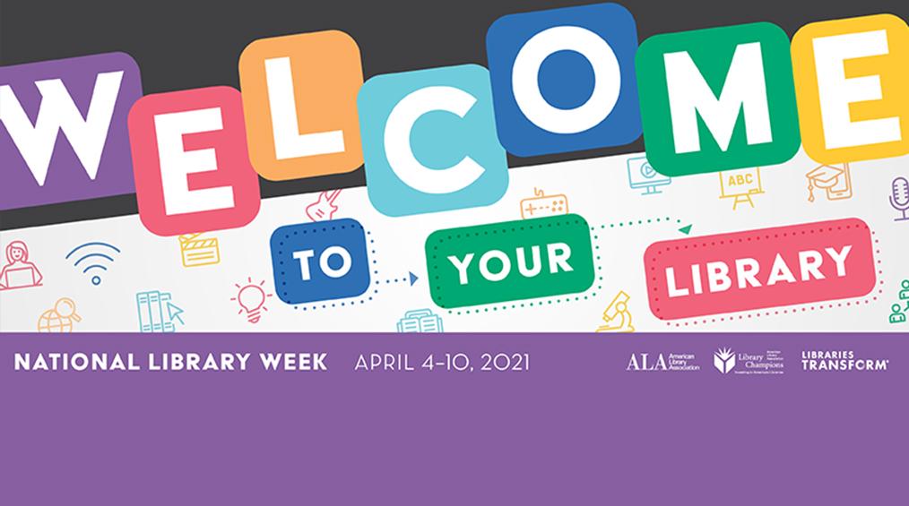 Celebrate School Library Month / Celebremos el mes de la biblioteca escolar