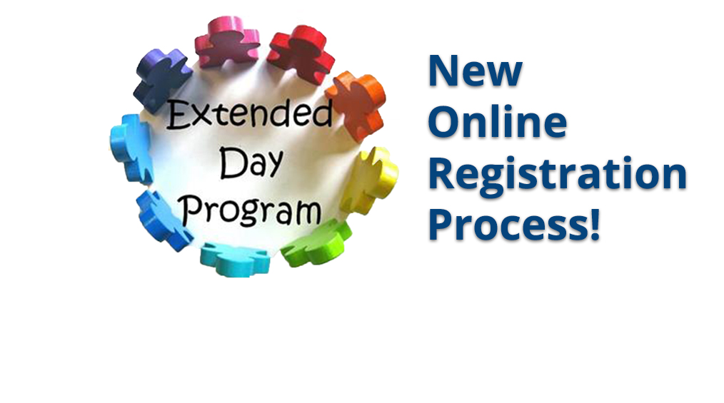 2021-22 تعلیمی سال کے لیے توسیعی دن کی رجسٹریشن