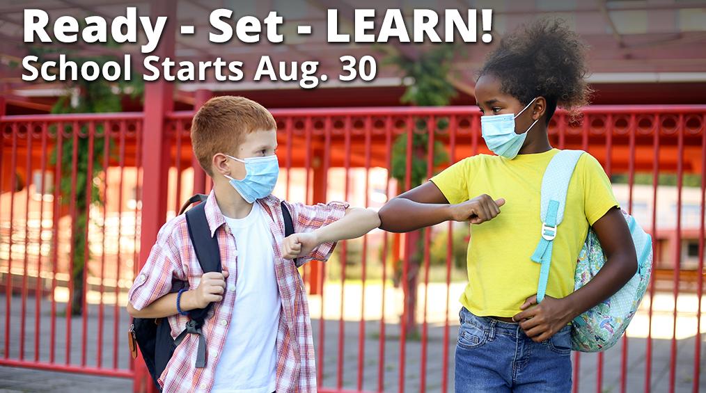 New Families: Register NOW for School! / Nuevas familias: ¡Regístrese AHORA para la escuela!