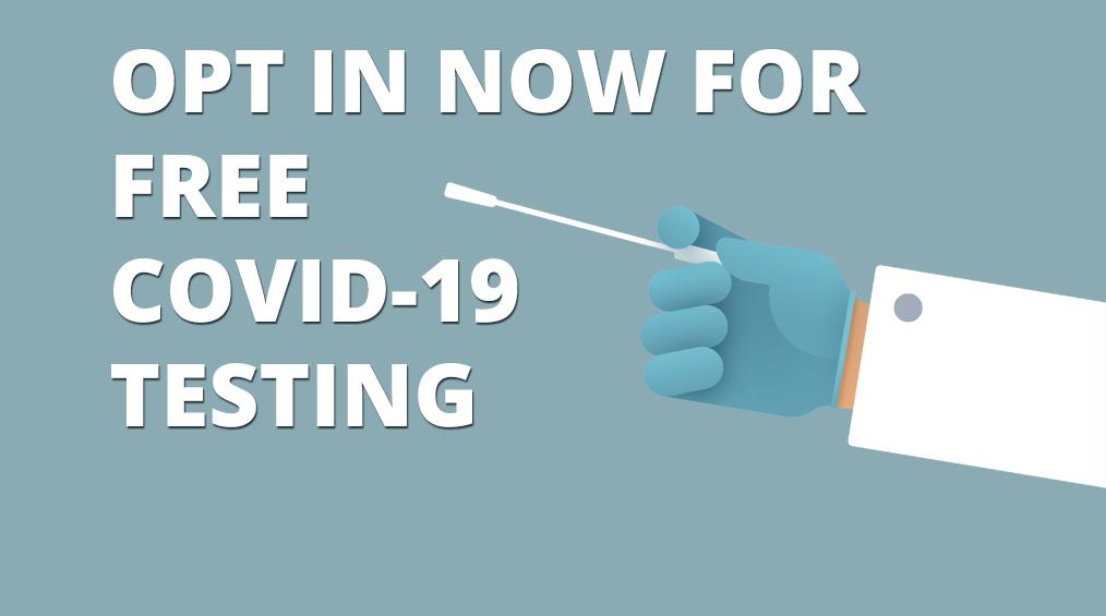 COVID-19 Testing / Prueba de COVID-19